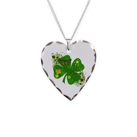 lucky_irish_four_leaf_clover_necklace_heart_charm