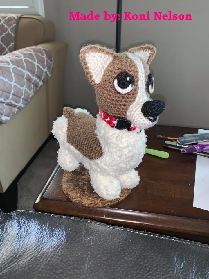 Koni Nelson Corgi Puppy Dog